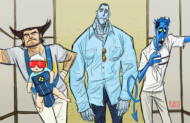 Read more about the article A Very X-Men Hangover