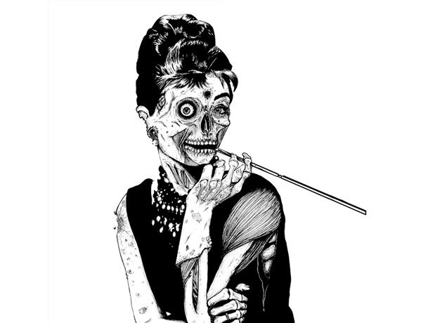 Read more about the article Zombie at Tiffany's