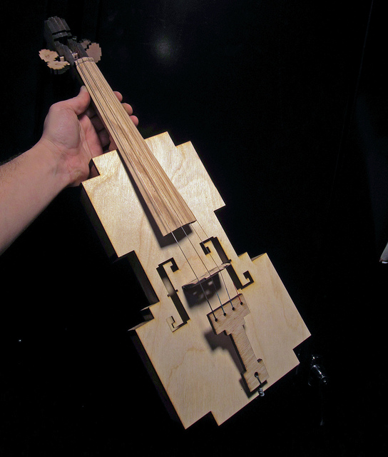 Read more about the article 8 Bit Violin