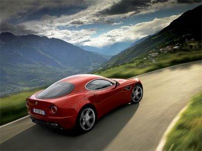 Read more about the article 2007 Alfa Romeo 8C Competizione Wallpapers