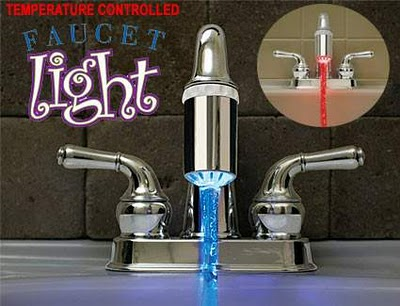 Read more about the article Temperature controlled Faucet Light