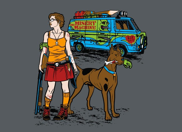 Read more about the article Scooby and Velma – Survivors of the Zombie Apocalypse