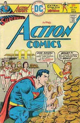 Read more about the article Funny DC Comic Book Covers – Gallery