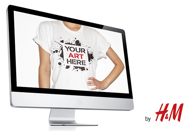 Read more about the article H&M's 2011 'Your Art Here' Contest