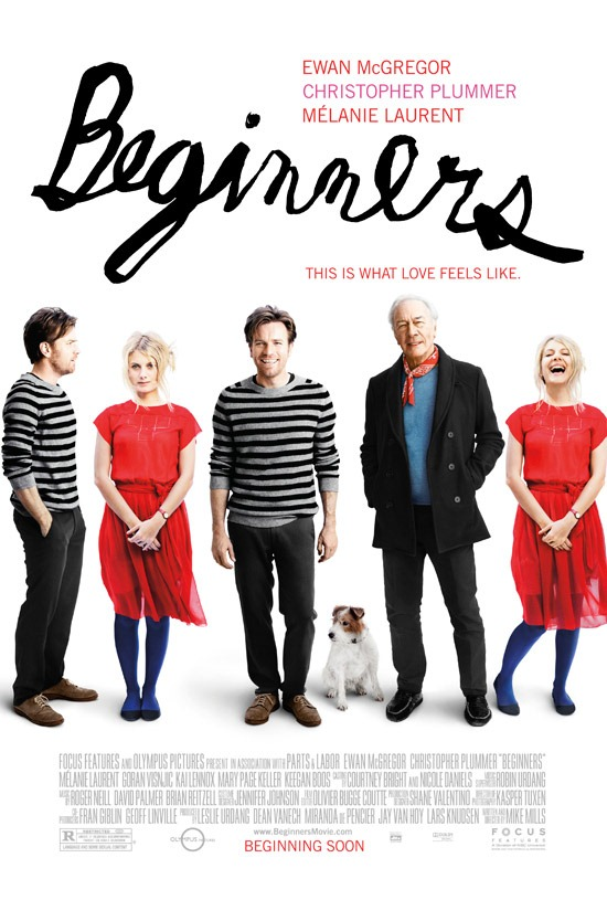 Read more about the article 'Beginners' Movie Giveaway Contest on JazJaz!