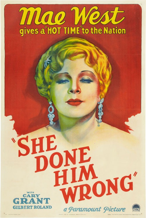 Read more about the article Pre-Code Hollywood Movie Posters