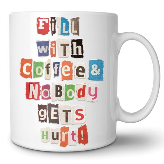 Read more about the article Mixed Messages Mug