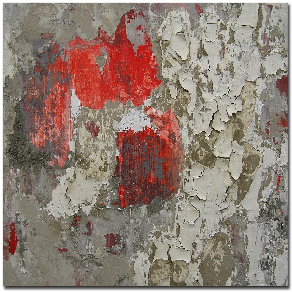 Read more about the article Cement Paintings by Erik Sommer