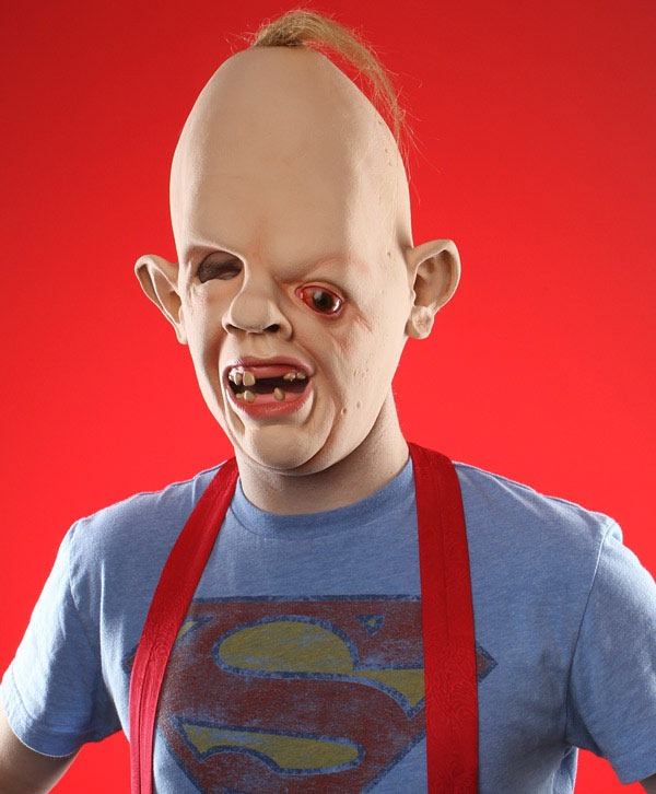 """Read more about the article Sloth From """"The Goonies"""" Mask"""