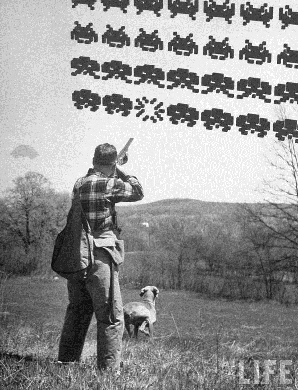 Read more about the article Hunting Space Invaders