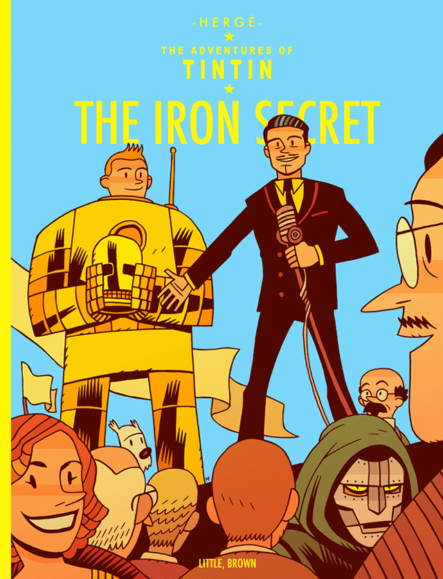 Read more about the article Tintin And The Iron Secret
