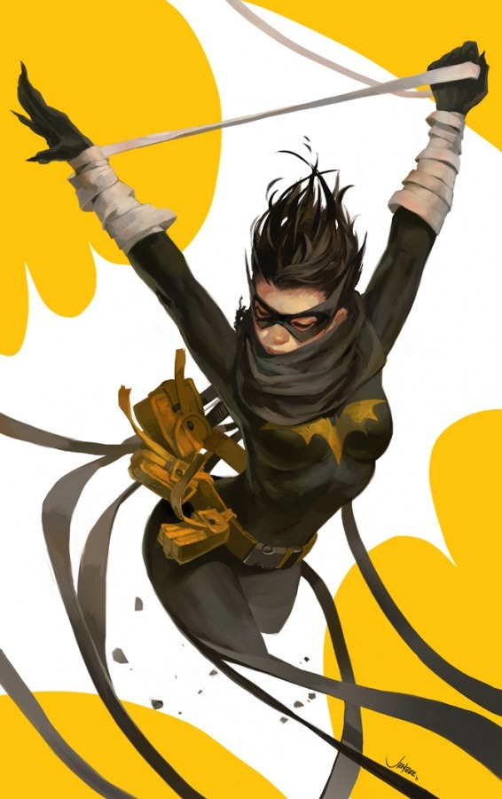Read more about the article Batgirl – A Conceptual Illustration