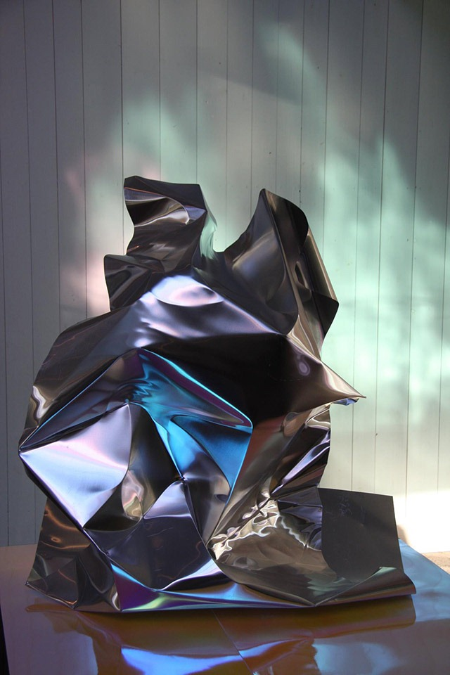 Read more about the article Jimmy Dahlberg's Hand-Formed Metal Sculptures