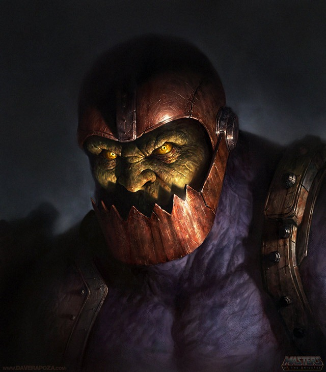 Read more about the article Trapjaw of Masters of the Universe
