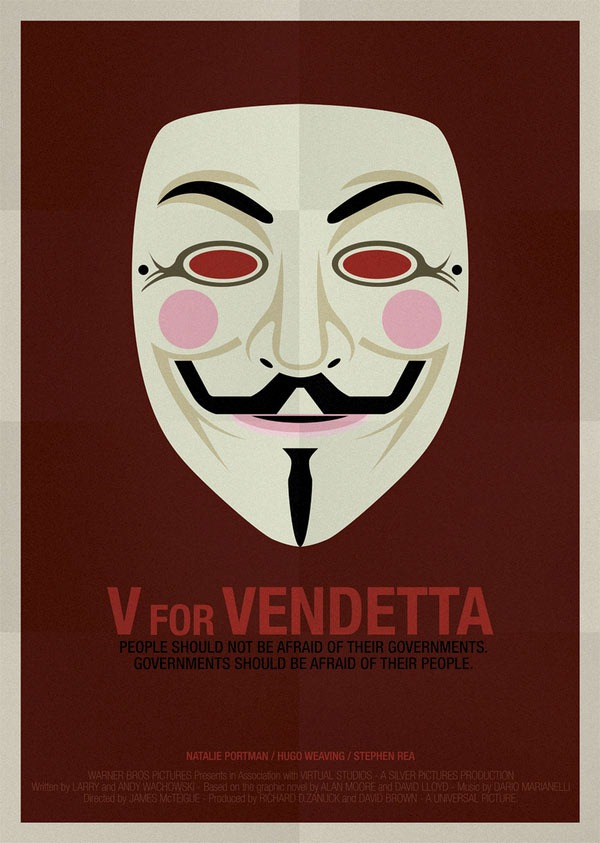 Read more about the article Iconic Movie Masks Posters