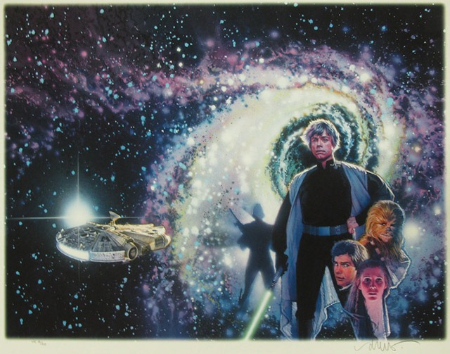 Read more about the article Drew Struzan's Iconic Movie Posters