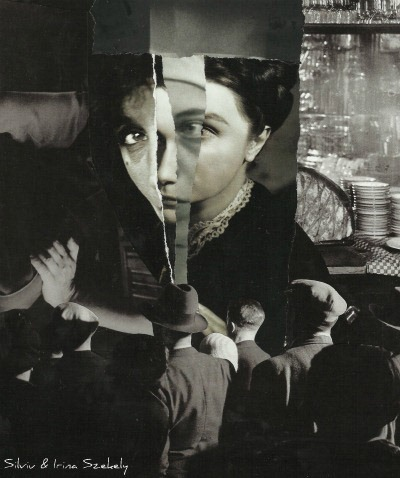 Read more about the article The Collage Artworks of Irina and Silviu Szekely