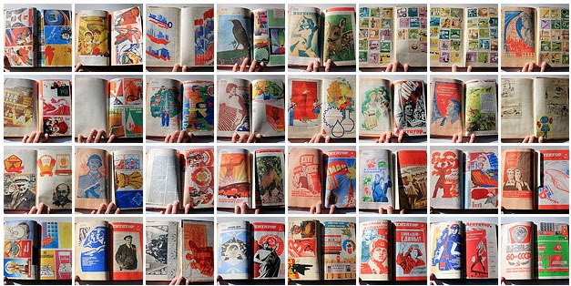 Read more about the article Soviet-Era Scrapbook