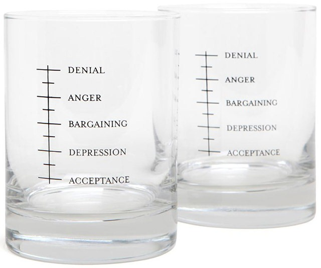 Read more about the article Good Grief Whiskey Glasses
