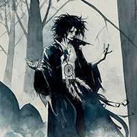 Read more about the article Sandman Painting