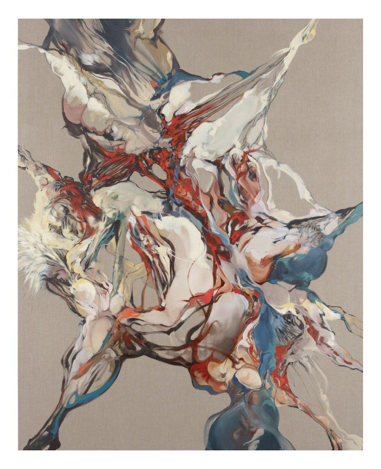 Read more about the article Band of Skulls' Emma Richardson's First Solo Art Show