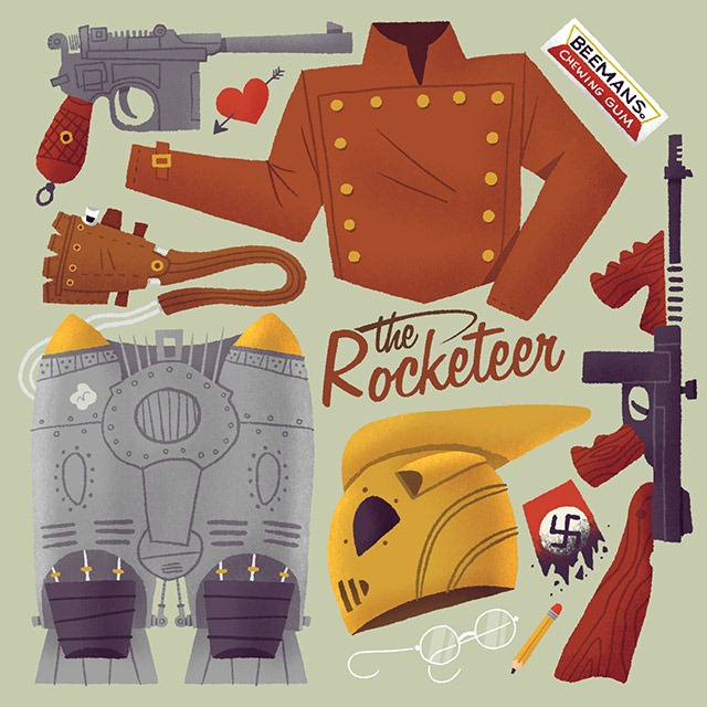 Read more about the article The Essentials of The Rocketeer