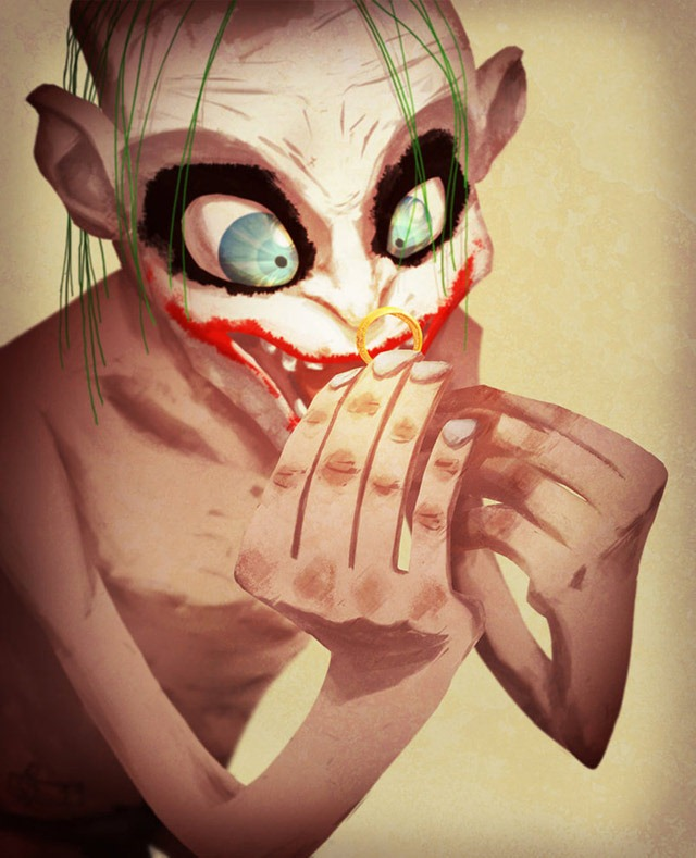 Read more about the article Gollum Joker