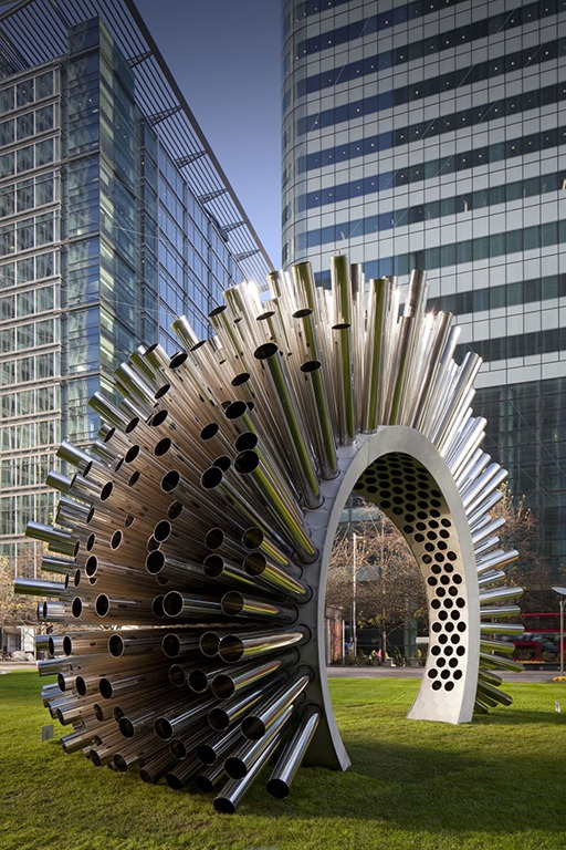 Read more about the article 'Aeolus' – A Giant Acoustic Sculpture