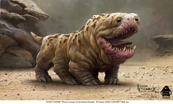"""Read more about the article """"John Carter"""" Character Design and Concept Art"""
