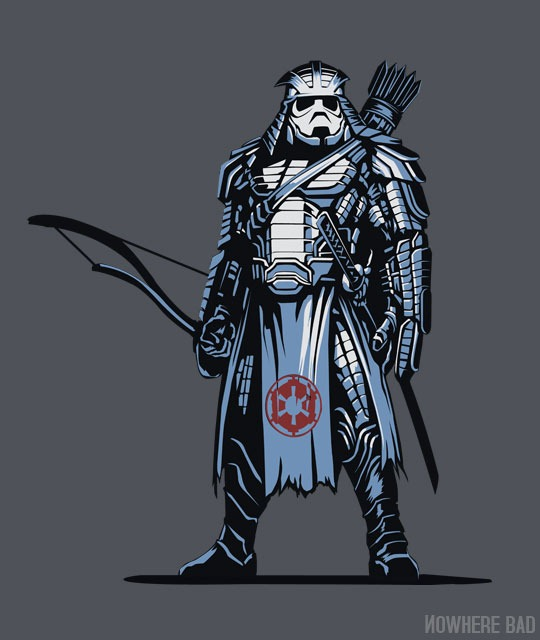 Read more about the article Samurai Stormtrooper