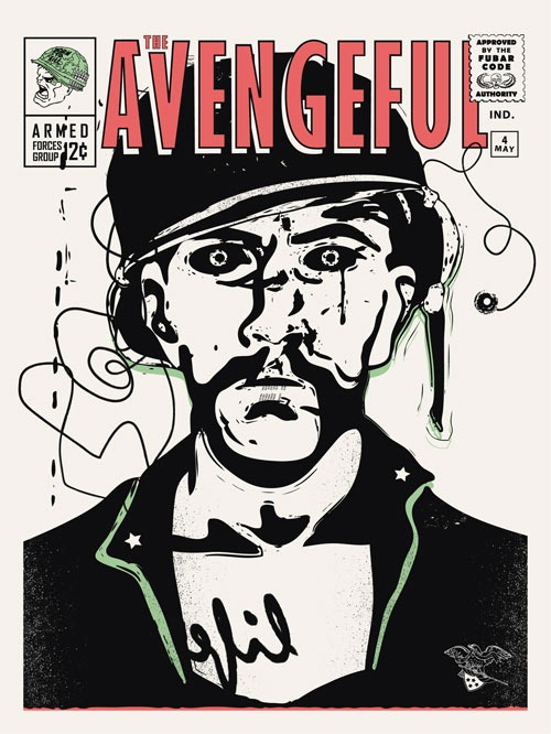 """Read more about the article """"The Avengeful"""" – Art Print by LifeVersa"""