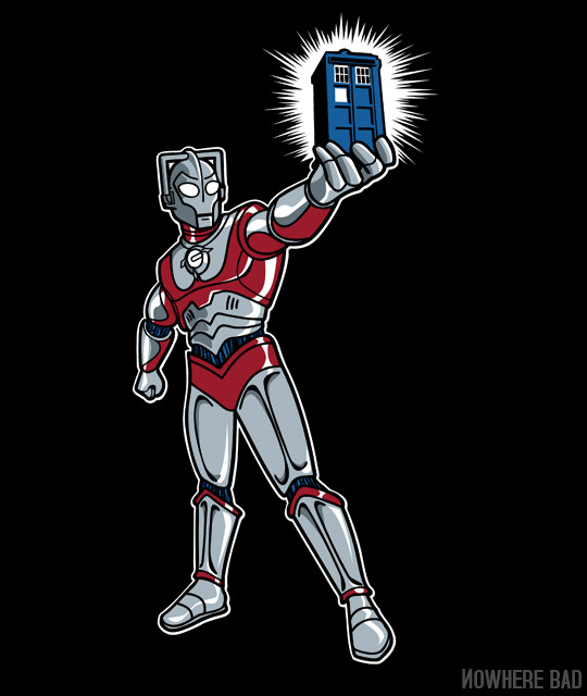 Read more about the article Ultra Cyberman