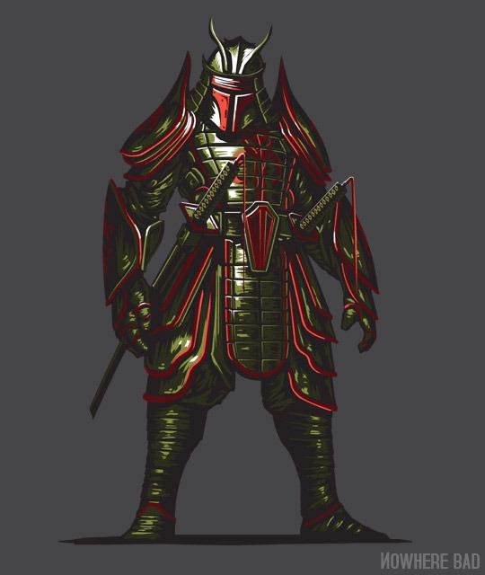 Read more about the article Samurai Boba Fett