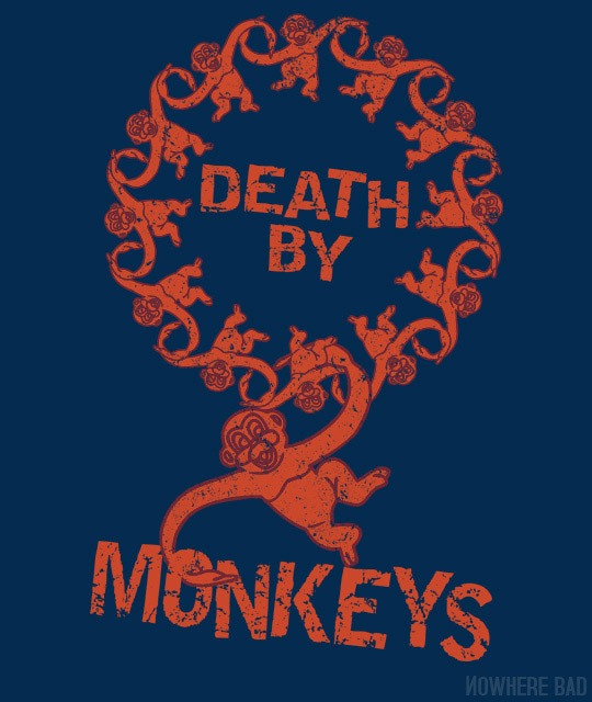 Read more about the article Death by 12 Monkeys