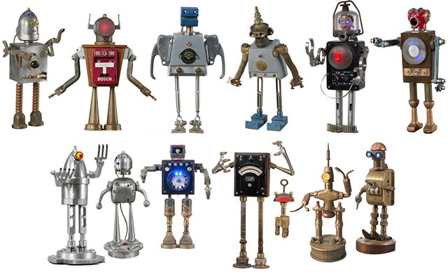 Read more about the article Tal Avitzur's Robot Night Lights