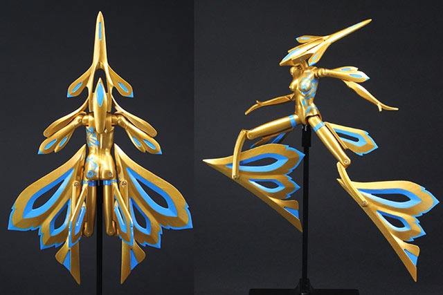Read more about the article 'Fast Mercy' Transforming Sculptures by Tomoo Yamaji