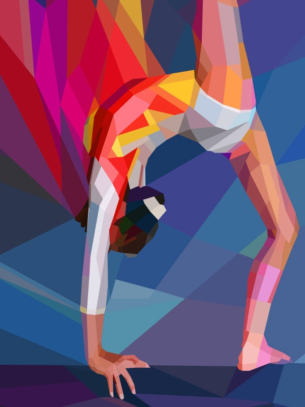 Read more about the article Brilliant Olympic-Themed Illustrations by Charis Tsevis