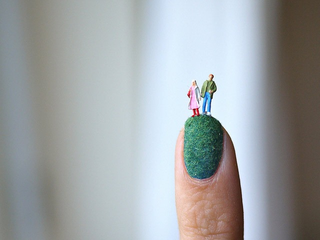 Read more about the article Manicured Fingernail Lawns