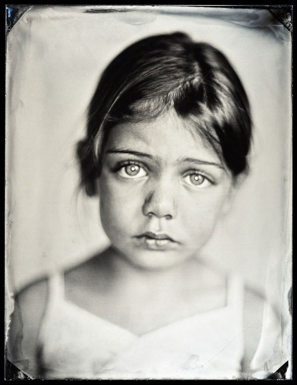 Read more about the article Michael Shindler's Brilliant Tintype Portraits