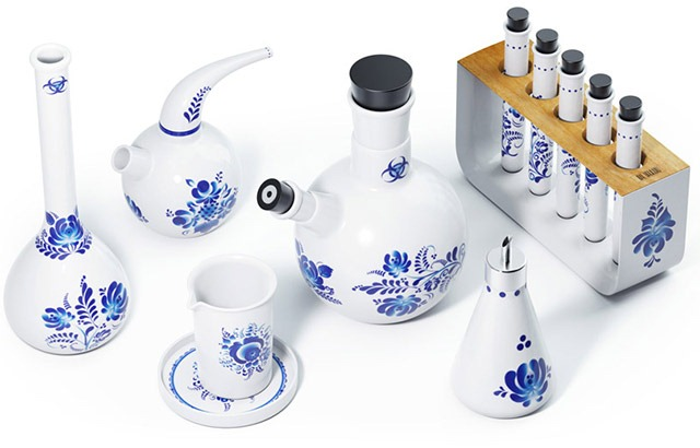 Read more about the article Ceramic Chemistry Set