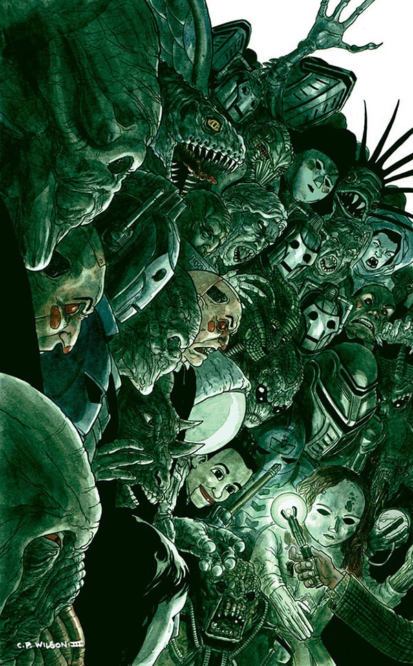 Read more about the article Doctor Who's Carnival of Monsters