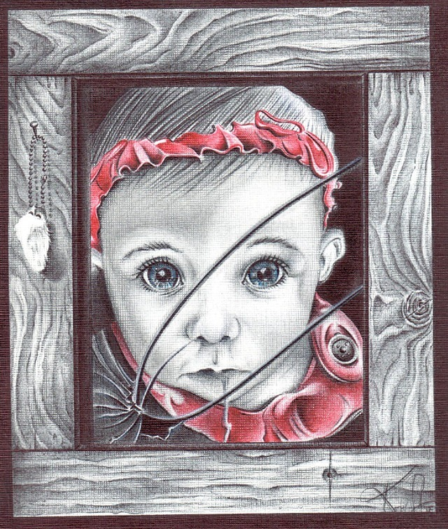 Read more about the article New Ballpoint Pen Art by Kenneth Lee Flannery