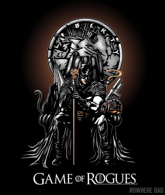 Read more about the article Batman in Game of Rogues
