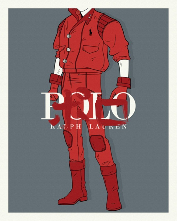 """Read more about the article """"Neo Polo"""" – A Satirical Art Print by LifeVersa"""