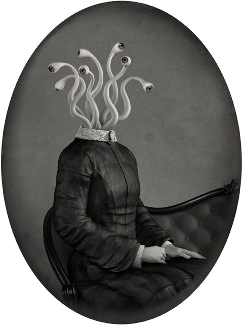 Read more about the article The Surreal 3-Dimensional Art of Danny van Ryswyk
