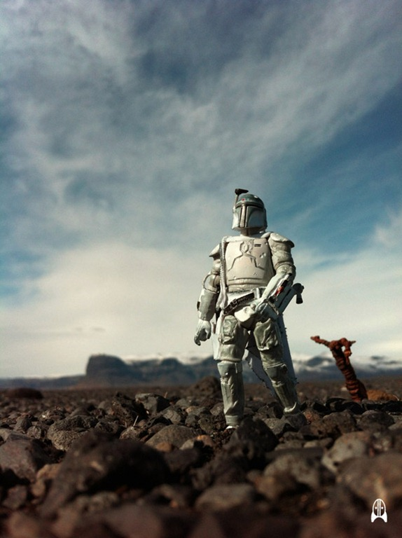 Read more about the article Boba Fett in Iceland