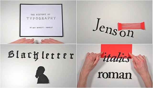 Read more about the article The History of Typography