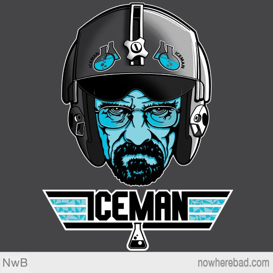 """Read more about the article """"Iceman"""" – A Breaking Bad vs Top Gun Mashup"""