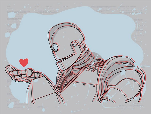 Read more about the article The Iron Giant's Heart