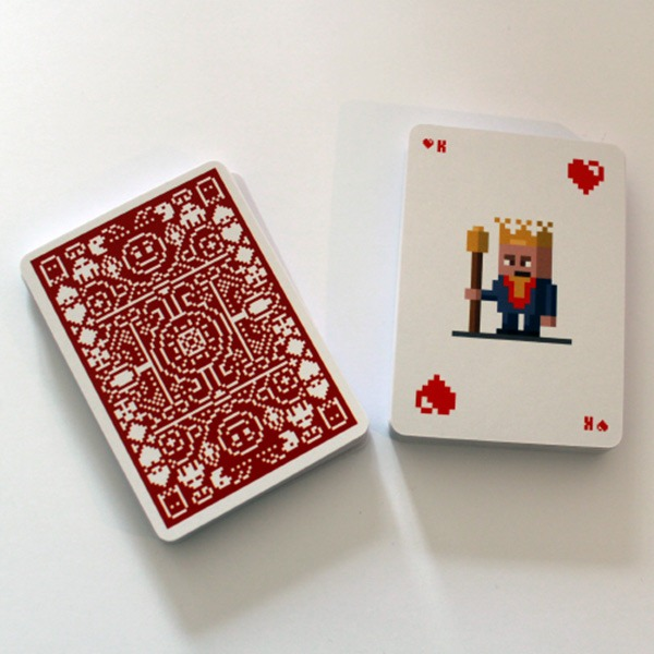 Read more about the article Pixel Poker Cards Game